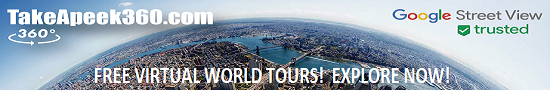 akeApeek360 Google Street View Virtual Tours